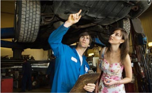 Monash Automotive Mechanic